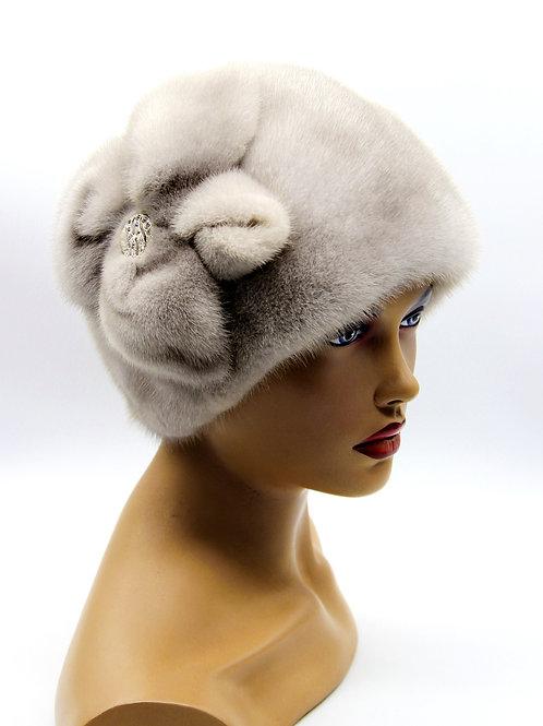 норковые шапки для девушек