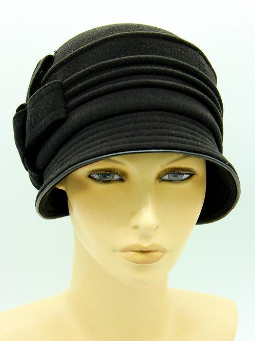 женская городская шляпка