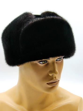 Купить шапку ушанку мужскую