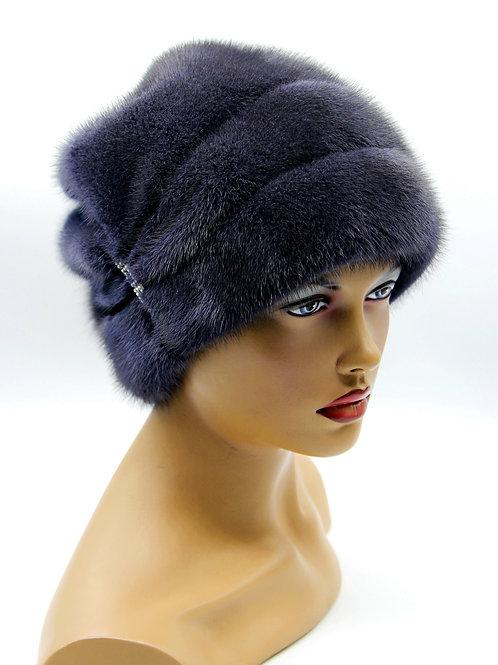 шапки из меха женские