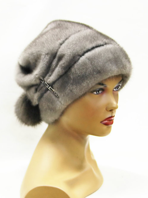 модные шапки из меха