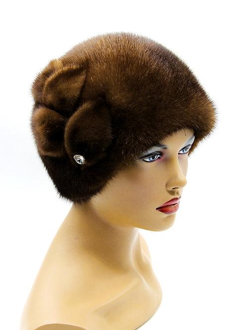 шапка норковая женская цена украина