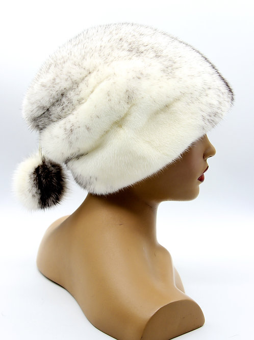 меховые головные уборы для женщин