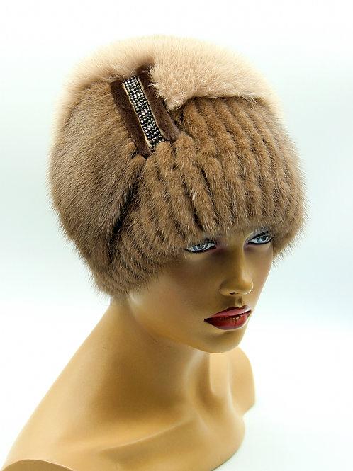 зимние шапки из меха