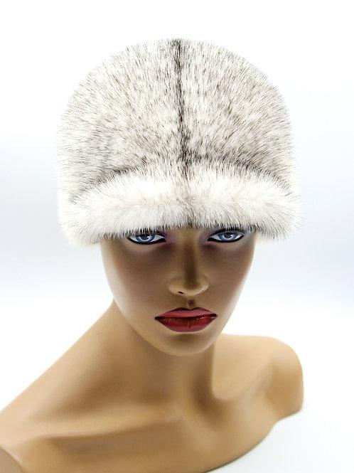 женские норковые кепки