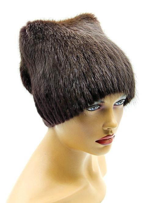 купить меховую шапку недорого