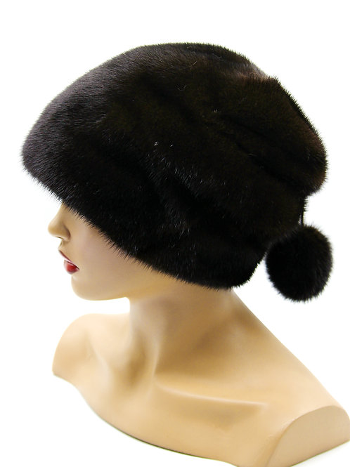 зимние шапки меховые