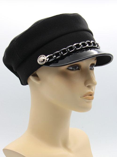 купить черную кепку женскую