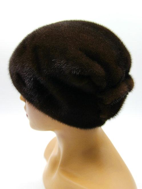 шапки из норки женские купить