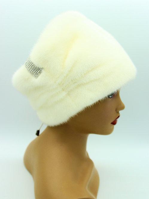 шапка норковая женская цена