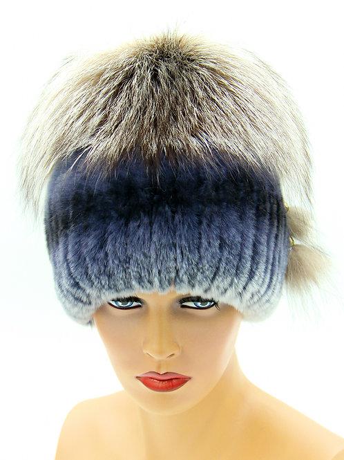 меховые шапки на вязаной основе купить ткань в украине