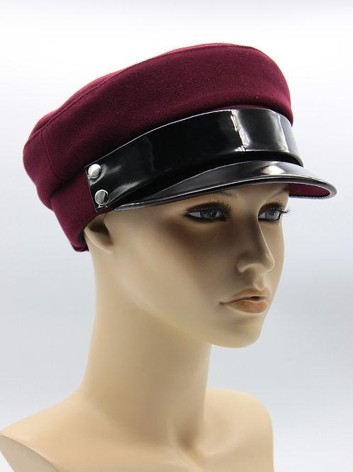 зимняя кепка женская