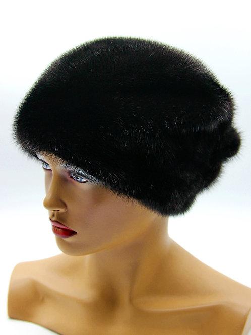 женские меховые шапки одесса