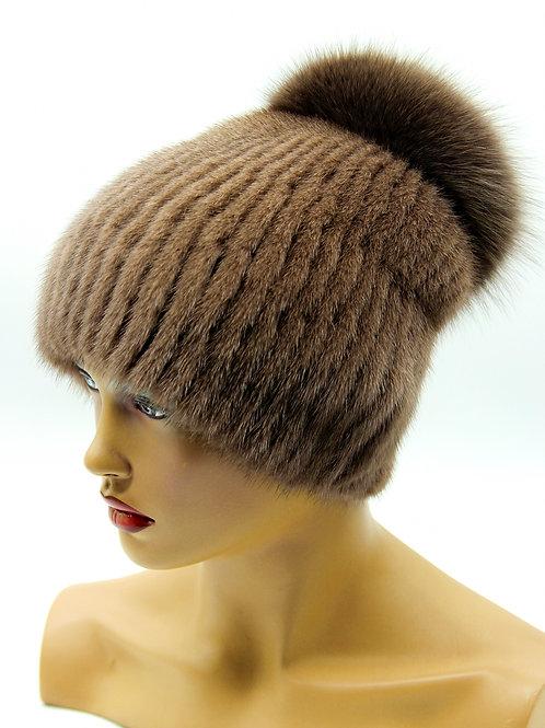 женские норковые шапки цена