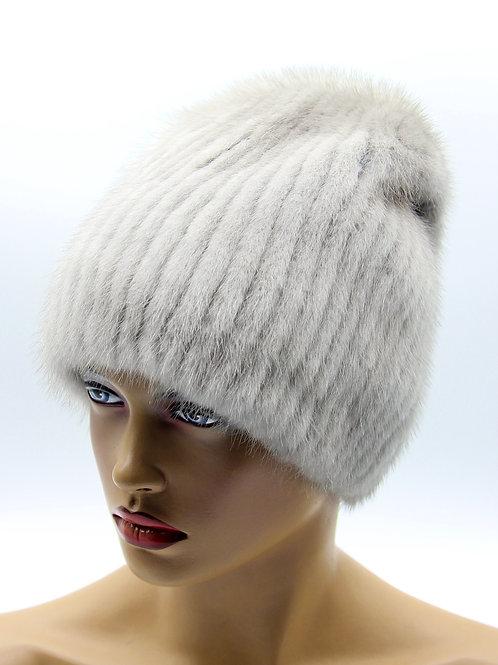 купить женскую шапку из натурального меха