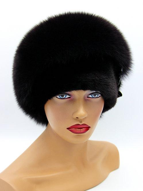 норковый шапка