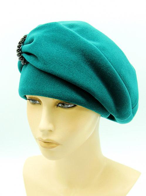 женские головные уборы береты