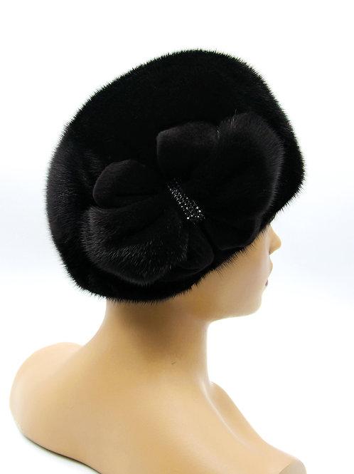 модные зимние меховые шапки женские
