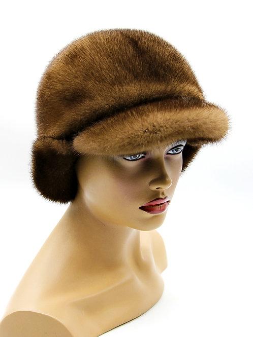 норковые шапки фото