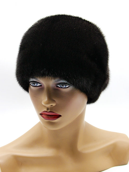 женские меховые шапки в москве