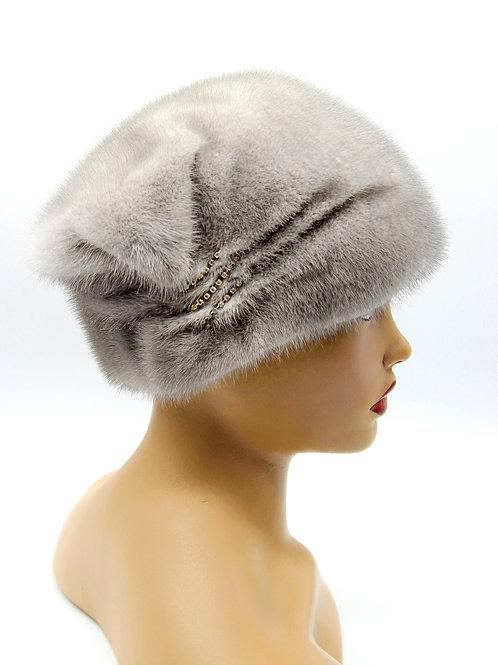 шапки из меха норки