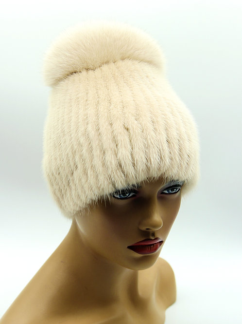 норковая шапка фото