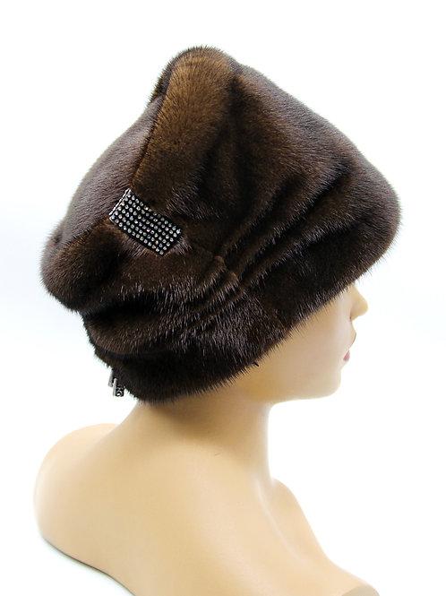 купить женскую шапку из меха в украине
