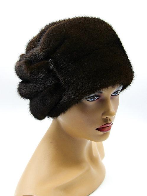 купить норковую шапку женскую в интернет магазине