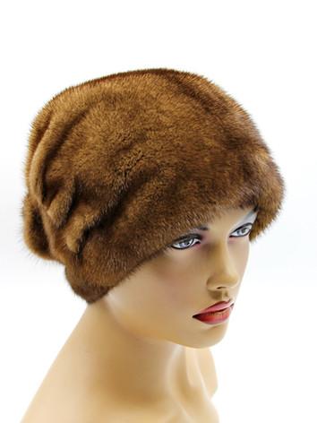 Купить шапку женскую меховую