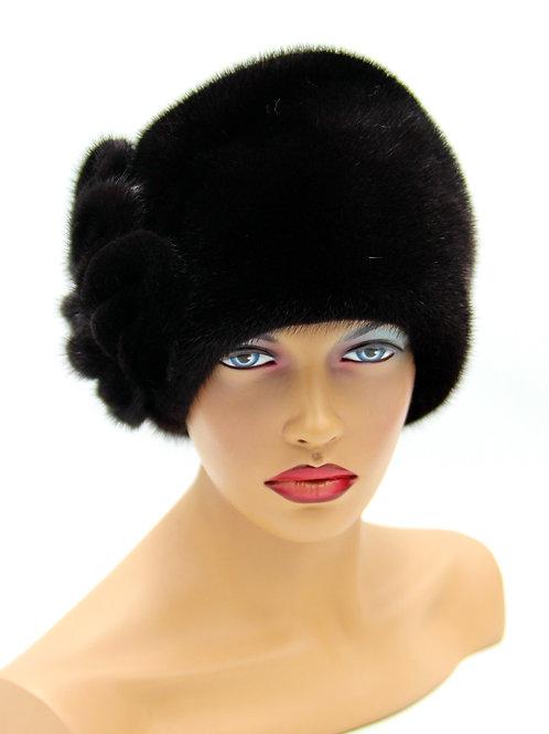модные норковые шапки