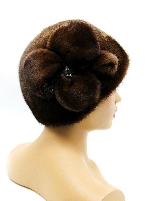 украина купить норковую шапку женскую