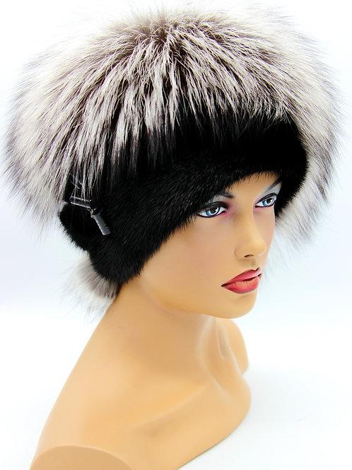 норковые шапки женские новосибирск