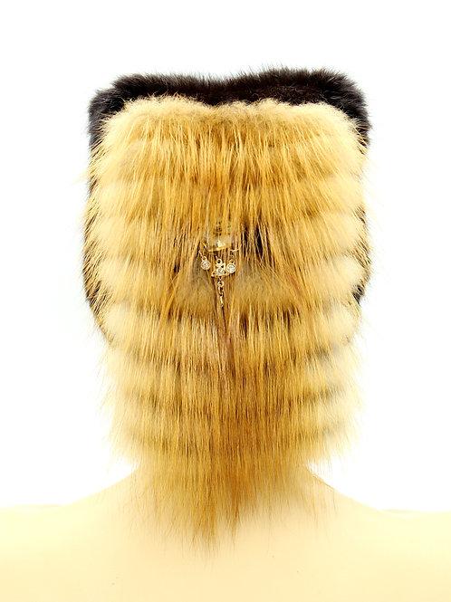 головные уборы из меха