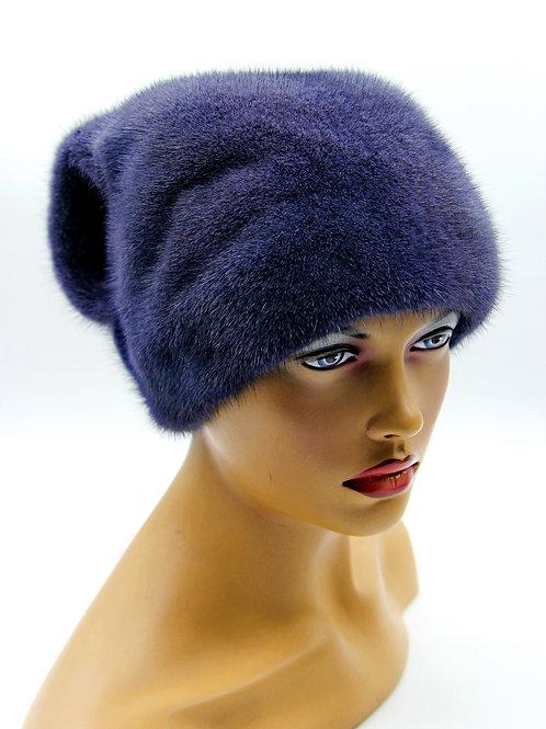 шапка норковая женская купить в украине