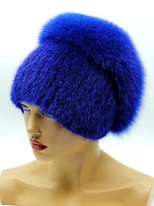 женские головные уборы меховые