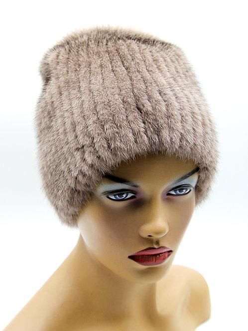 норковая шапка женская купить