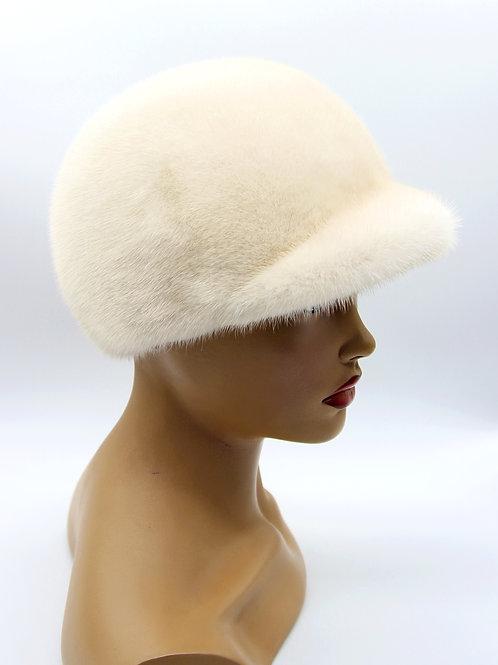 кепка меховая женская