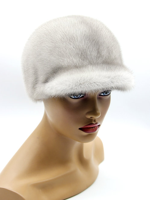 шапка кепка из норки