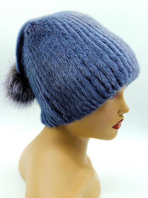 купить женскую норковую шапку в украине