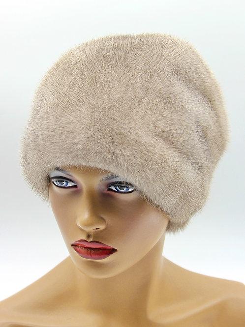 зимние женские шапки из меха