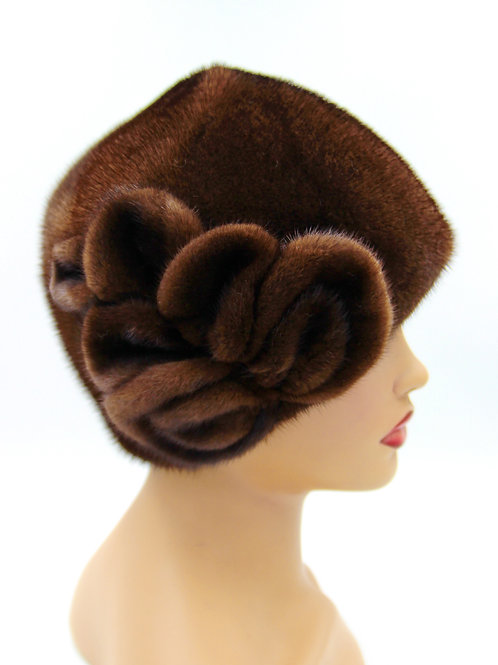 норковая шапка женская цена