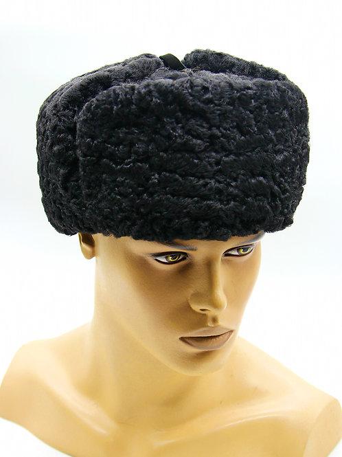 шапка из каракуля
