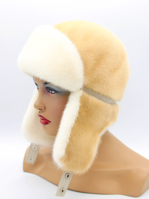 шапки ушанки меховые женские купить