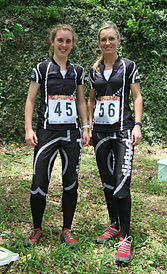 Lizzie & Tania World Games 2009