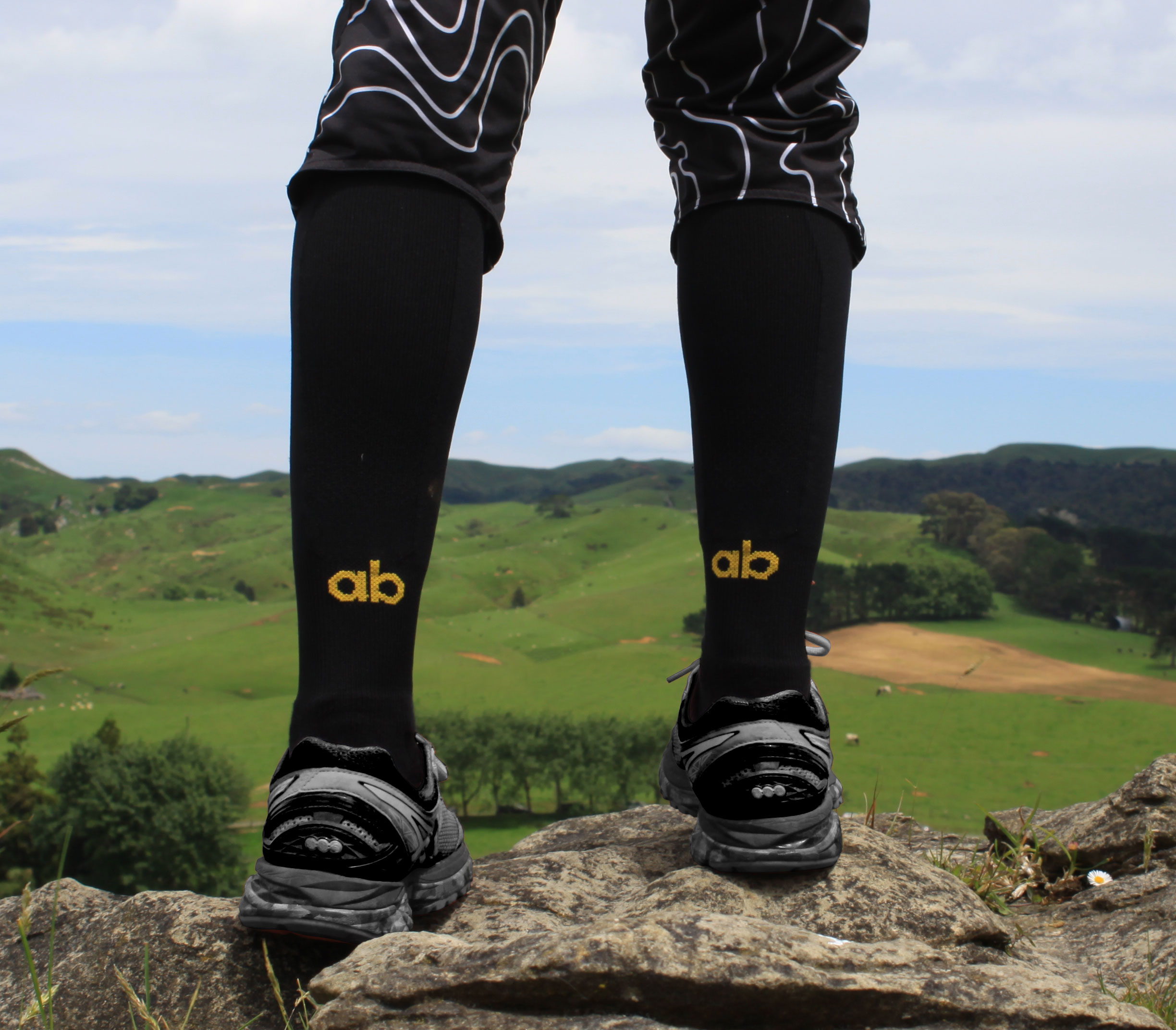 Off Road Running Socks