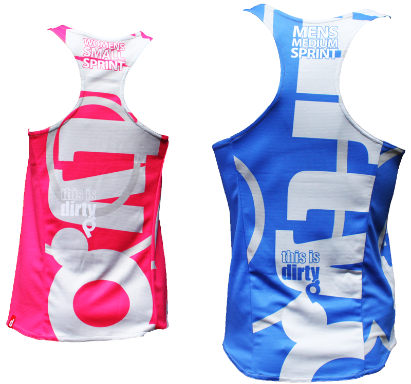Men & Women Racer Back