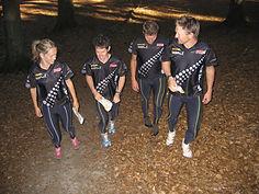 NZ World Champs Team Denmark 2006