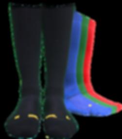 antibites off trail running socks