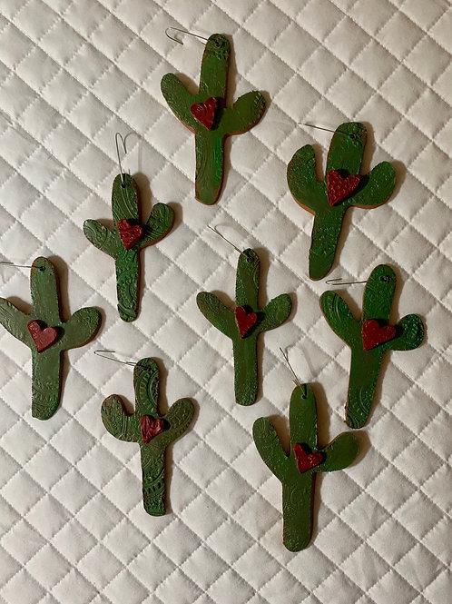 Cactus ornament(s)