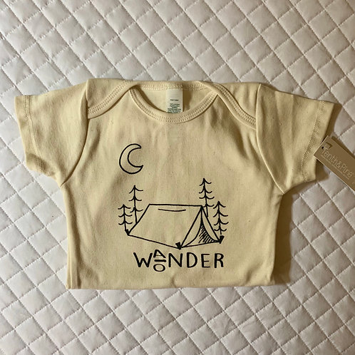 Tenth and Pine bodysuit 12-18m